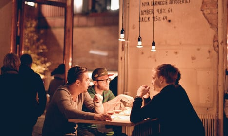 Eight of Gothenburg's coziest cafes this winter