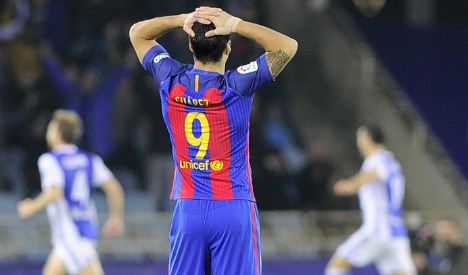 What has gone wrong for Barcelona?