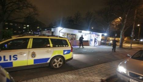 Gang shootings start weekend in Malmö and Gothenburg