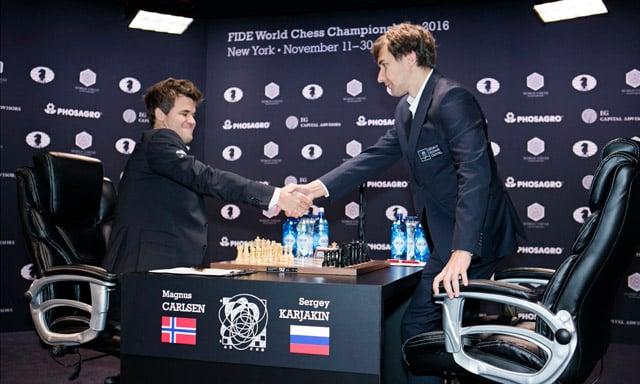 Battle for world chess crown heads to final tiebreaker