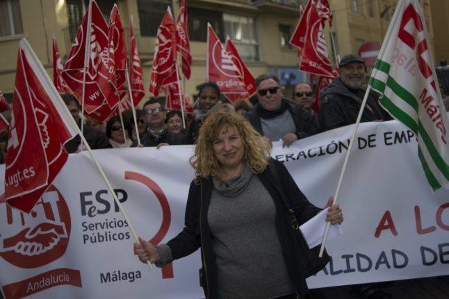 Hotel maids in Spain rebel against low salaries