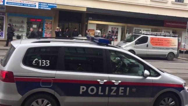 Wife murderer found dead after Vienna manhunt