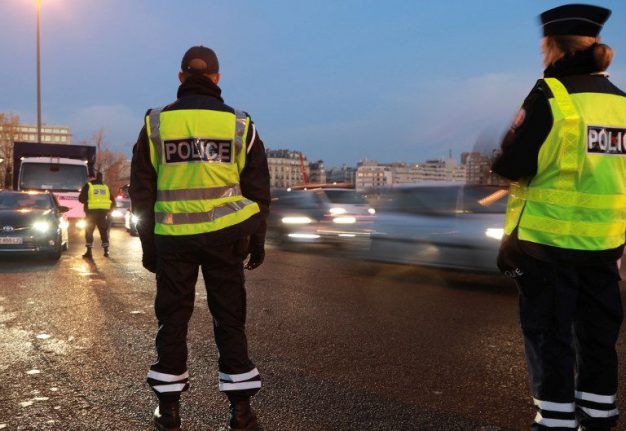 France extends driving bans (but motorists don't care)