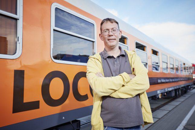Meet the Berlin train startup taking on Deutsche Bahn