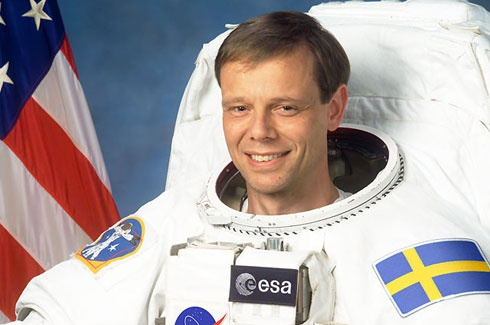 The first Swedish astronaut – 10 years later