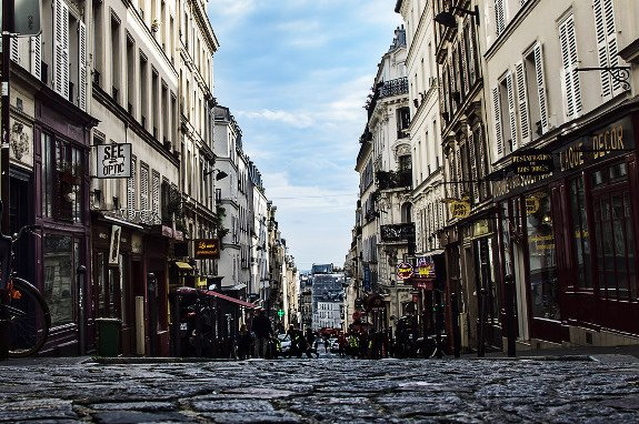 Why Rue des Martyrs is 'the only street in Paris'