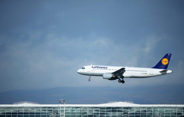 Lufthansa plane to Frankfurt makes emergency landing after bomb threat