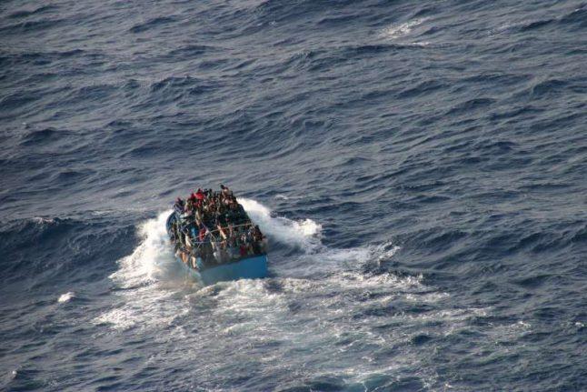 Austrian police crack international people-smuggling gang