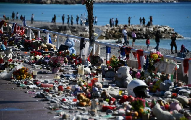 Three more charged over Nice truck attack