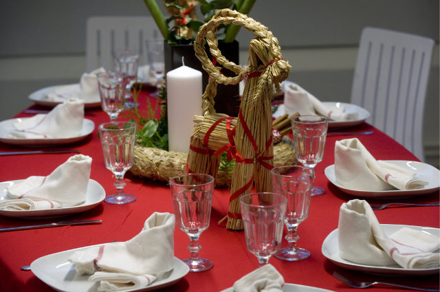 Cancel my Christmas julbord? That's akin to WWII persecution, claims Swedish nationalist