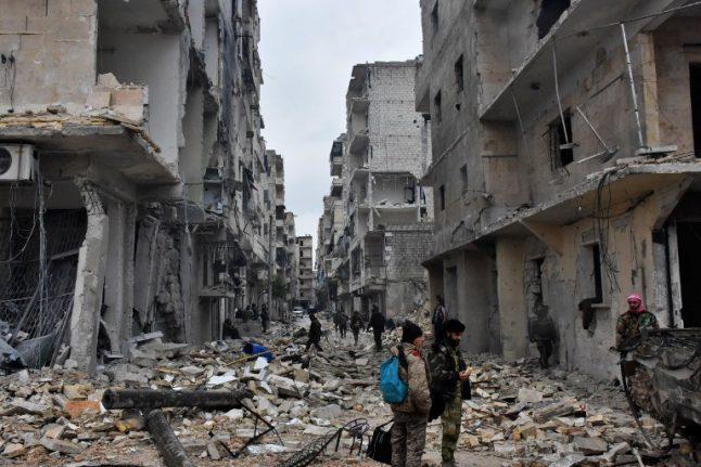 France calls for urgent UN Security Council talks on Aleppo
