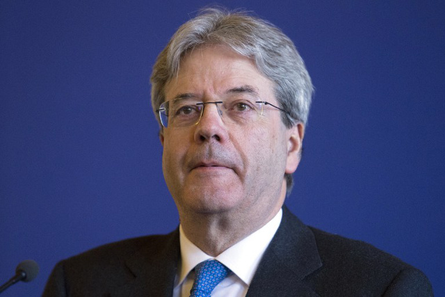 Italy PM: Events in Syria will define EU-Russia relations