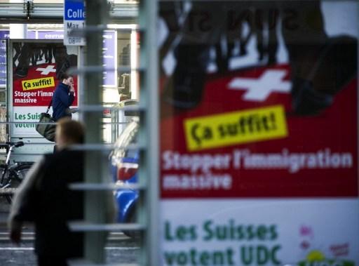 SVP won't call referendum on mass immigration initiative