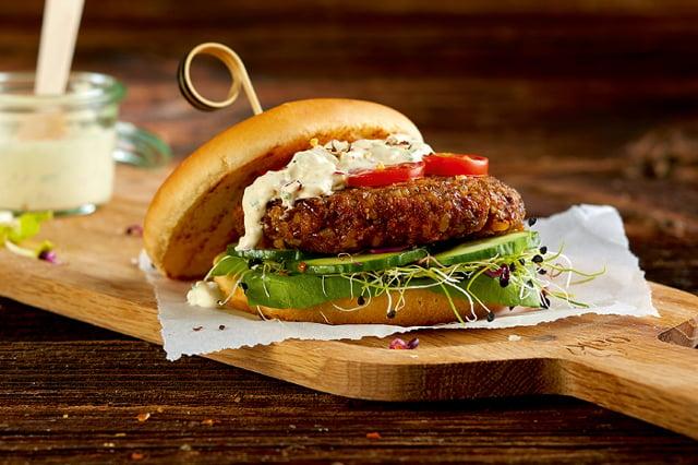 Swiss supermarket to start selling bug burgers