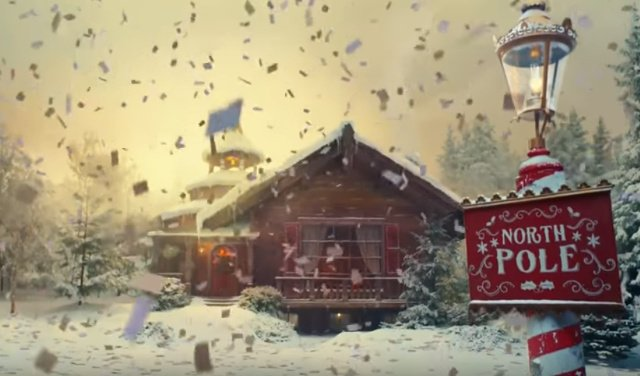 Watch the adorable Italian Christmas advert made by Harry Potter director