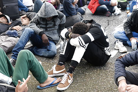 Denmark drops plans to send migrants to Hungary
