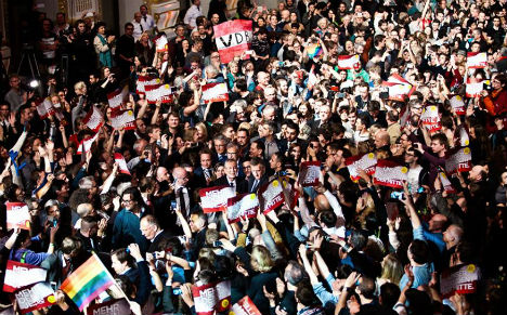 Van der Bellen vows to be president for all Austrians