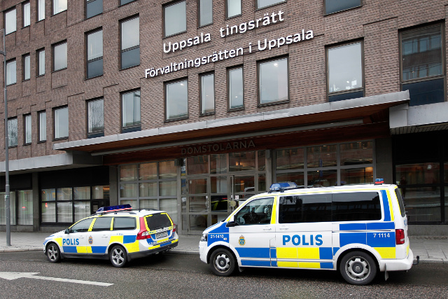 Five teens charged with raping young boy in Uppsala