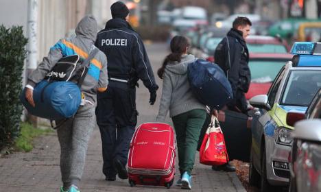 Germany should deport sick refugees: Merkel party mate