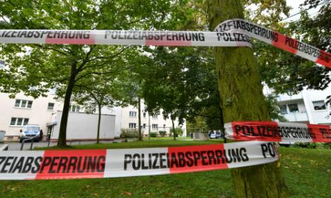 Afghan teen arrested over German murder-rape
