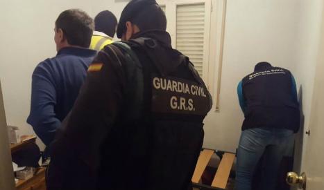 Former anti-ETA militant turned Isis backer held in Spain