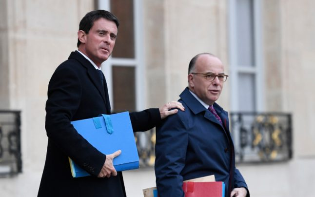 Hollande names Bernard Cazeneuve as new Prime Minister