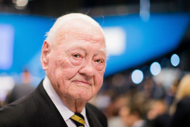 'Merkel is better than Kohl, but she's no Adenauer'