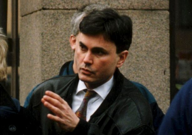 Sweden to extradite 'Laser Man' killer to Germany