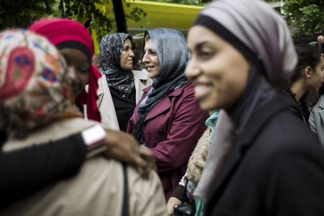 France 'worst in the world' at guessing Muslim population