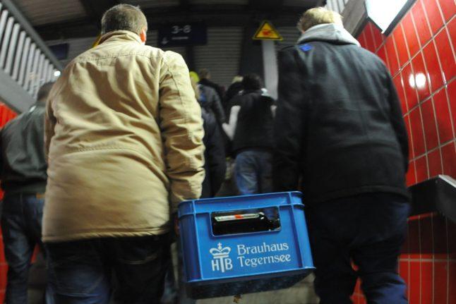 Munich bans alcohol at night at main train station due to crime