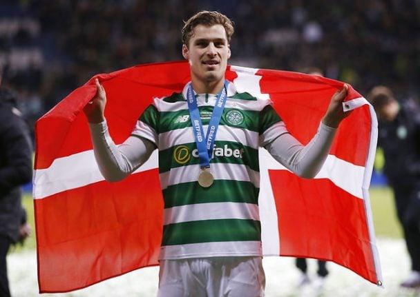 Football: Sviatchenko the Danish defensive rock for Celtic