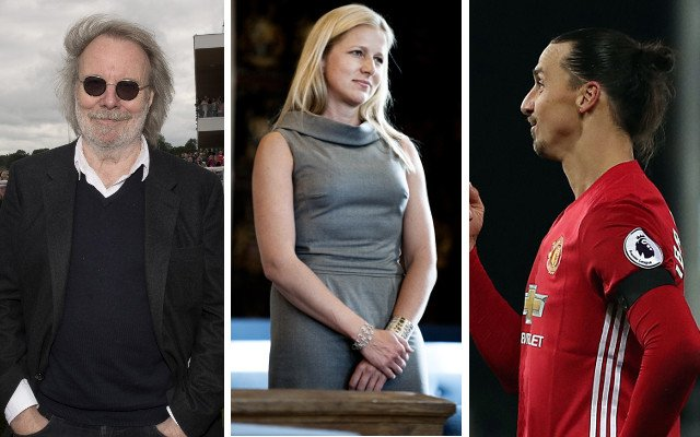 Here are the richest Swedes of 2016