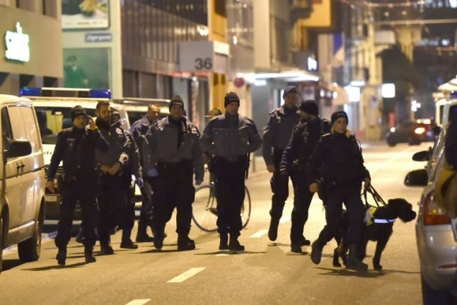 Three injured in shooting at Islamic Centre in Zurich