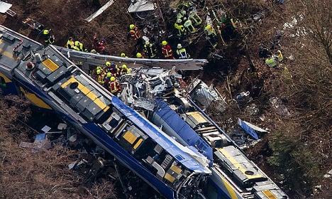 Rail worker jailed over train crash that killed 12