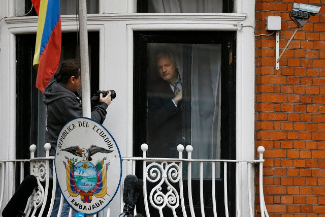 Assange publishes statement given to prosecutor on rape allegation
