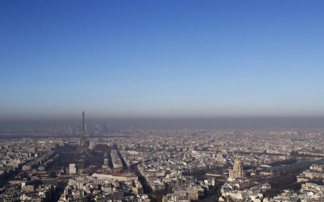Pollution in Paris: What steps to take to breathe easy