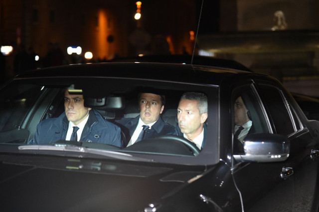 Renzi to resign once Italy's budget is passed