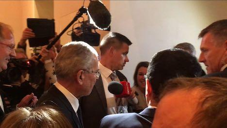 Van der Bellen has won election as Austria's new president