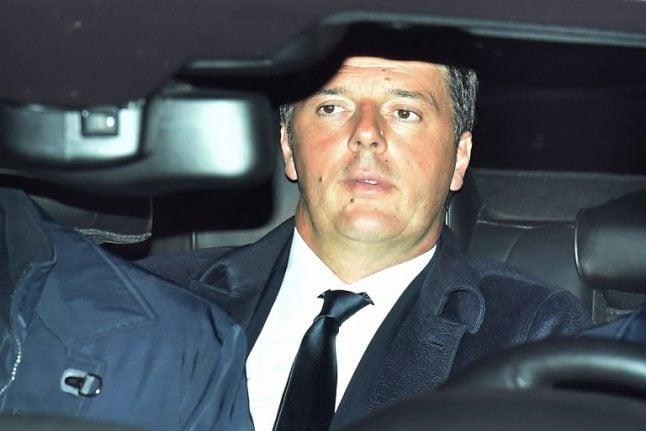 Start spreading the news: We haven't seen the last of Matteo Renzi
