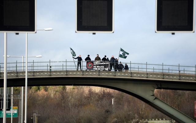 Swedish neo-Nazi group recruits new members: report