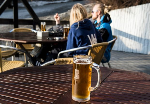 One in five Swedish men are 'risky drinkers'