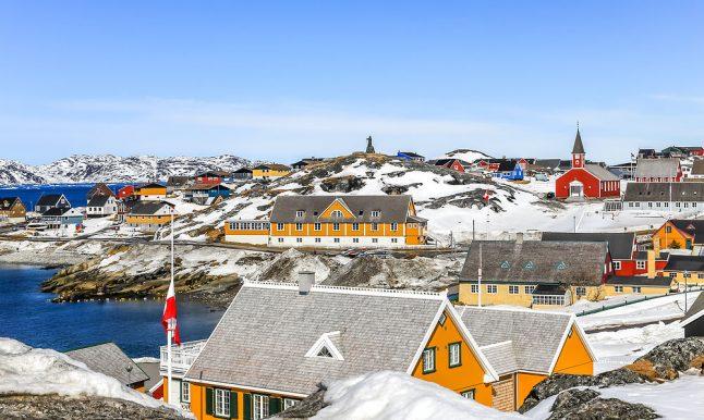 Greenland says Denmark's 'arrogance' threatens commonwealth