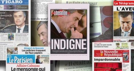 How ex-minister Cahuzac became a political pariah for tax fraud