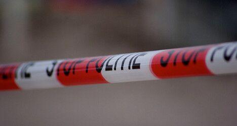 Police offer 10,000 francs reward to catch a killer