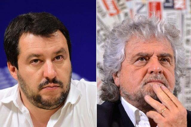 Eurosceptics delight as defeated Renzi quits