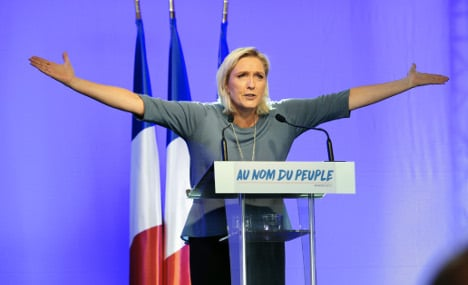 Le Pen wants to end free education for children of 'illegal immigrants'