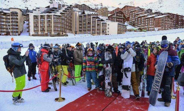 British student dies at French ski resort after 'drunken night out'