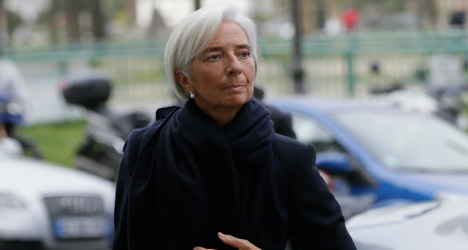 IMF chief Lagarde found guilty of negligence over €400m tycoon payout