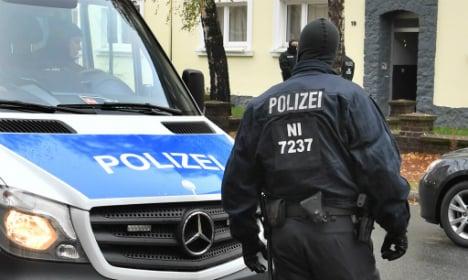 Germany arrests Marxist militant 'leader'