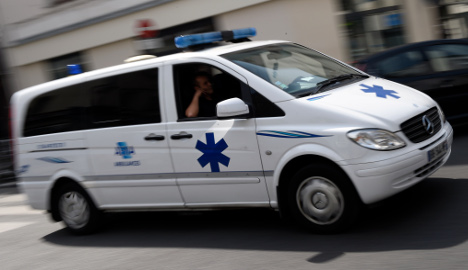 Frenchman dies after friends leave him outside naked 'for snoring'